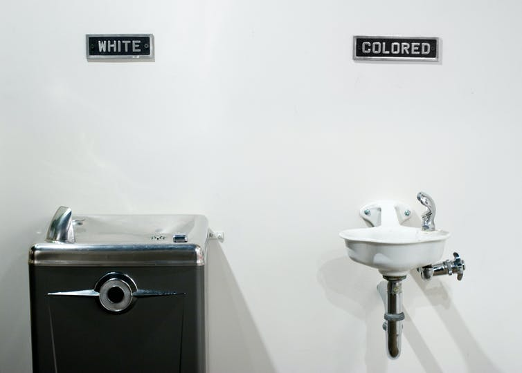 Segregation reaches deep into the lives of Black Americans.
