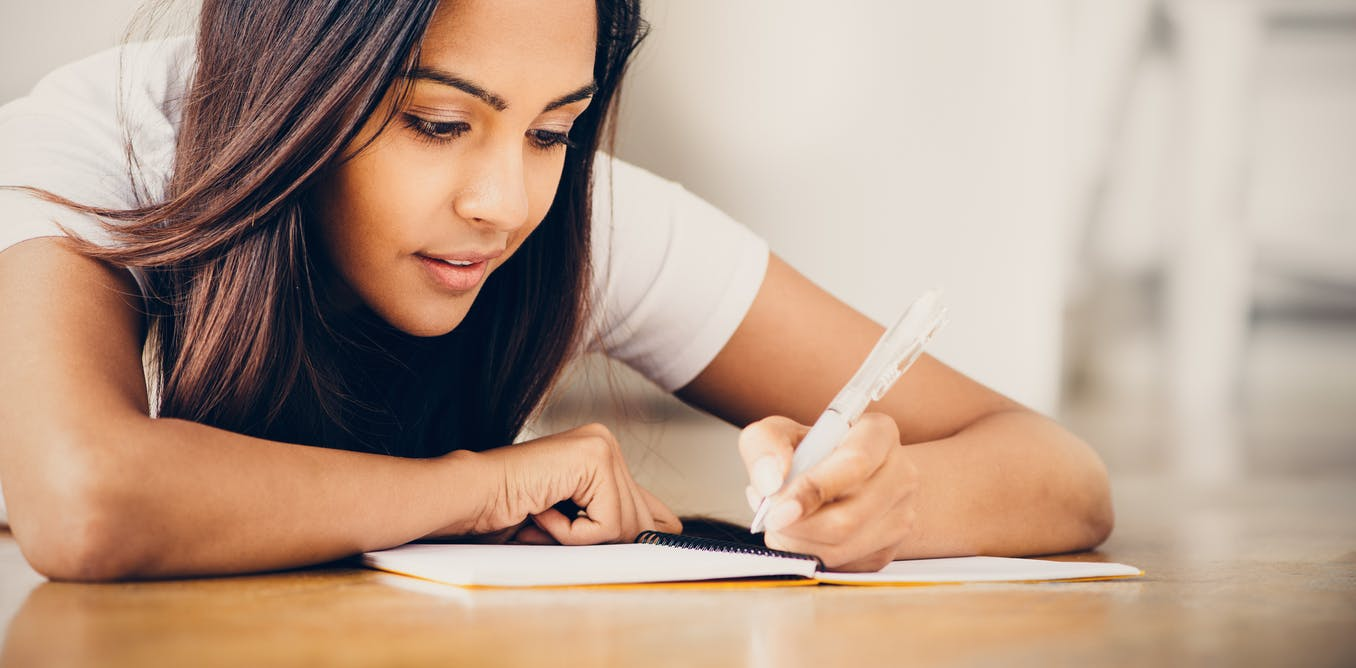 Writing needs to be taught and practised. Australian schools are dropping the focus too early