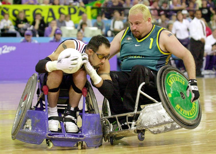 Why the 2000 Sydney Paralympics were such a success — and forever changed the games