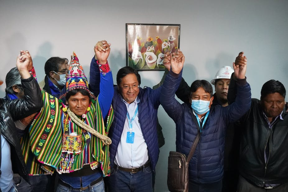 Bolivia Elections: Socialist Luis Arce Celebrates Projected Victory Amid Democratic Fragility