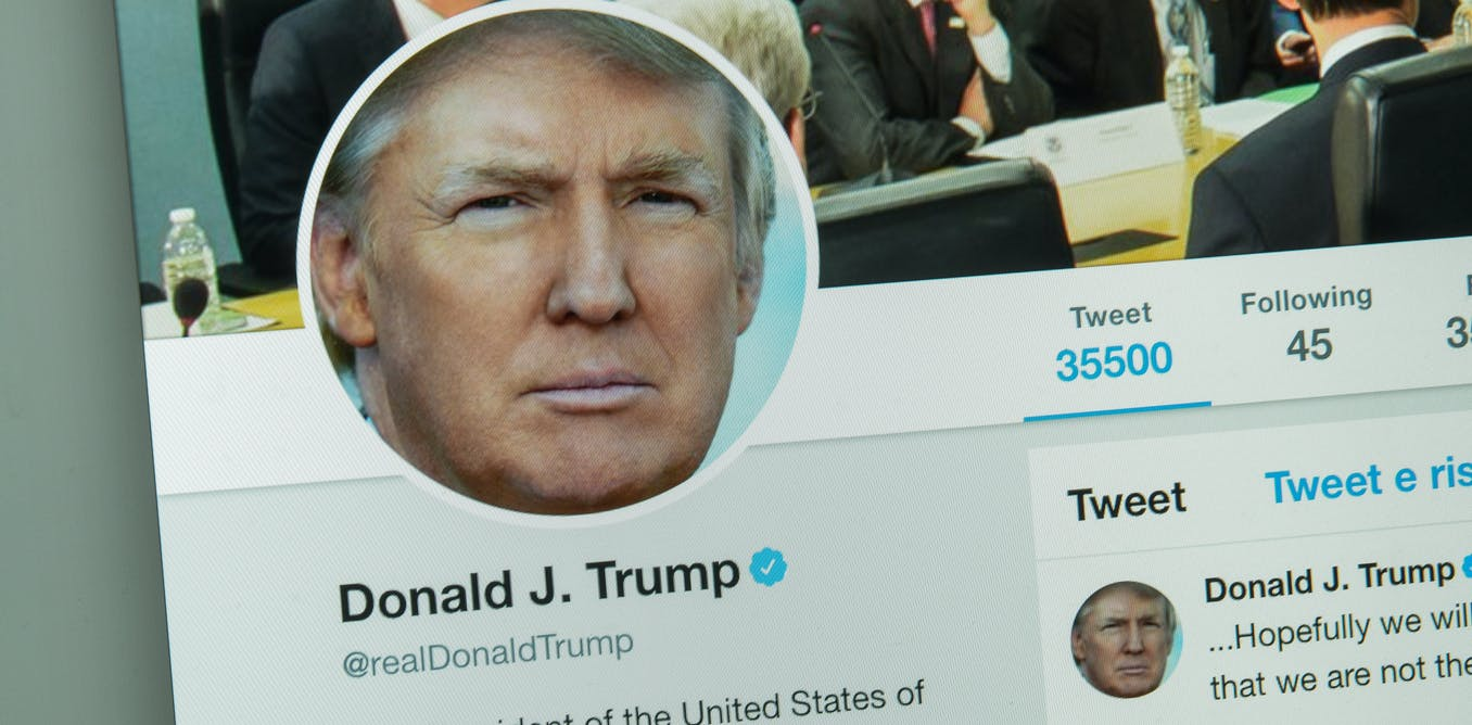 The 'crazy uncle' in the Oval Office: how Donald Trump's social media use has perverted US politics
