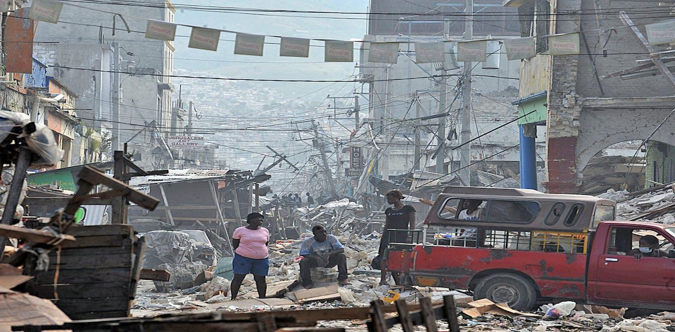 France Natural Disasters