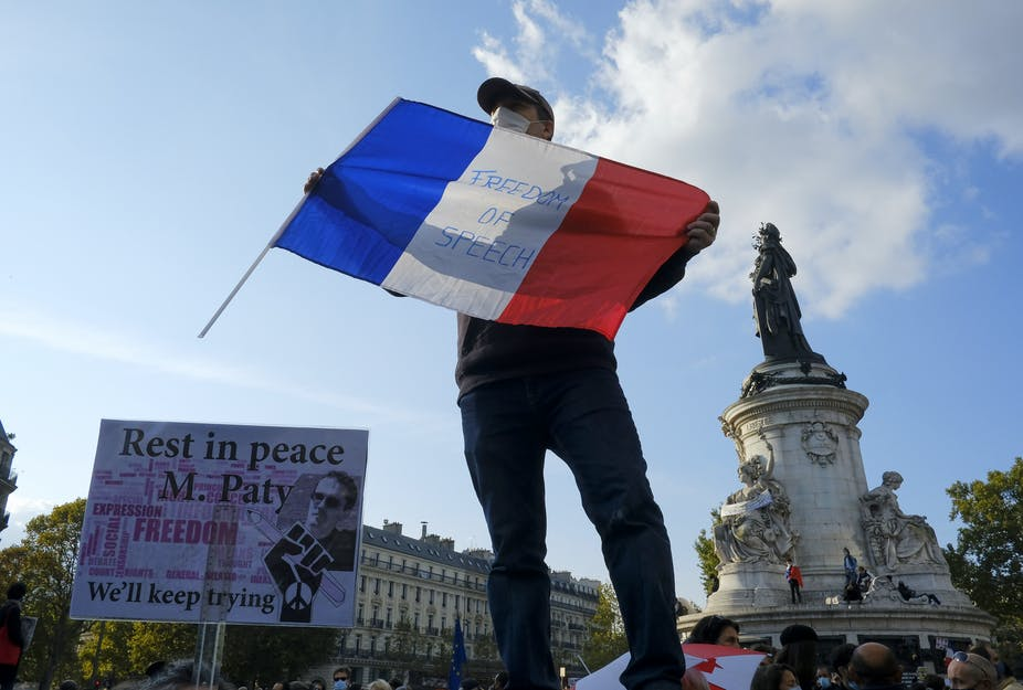 Beheading In France Could Bolster President S Claim That Islam Is In Crisis But So Is French Secularism