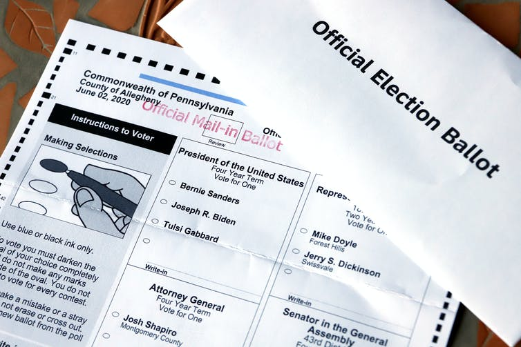 Over 1 million mail-in ballots could be rejected in the US election — and the rules are changing by the day