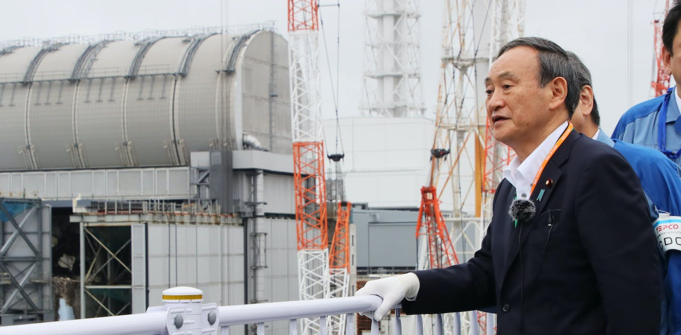 Japan plans to dump a million tonnes of radioactive water into the Pacific. But Australia has nuclear waste problems, too