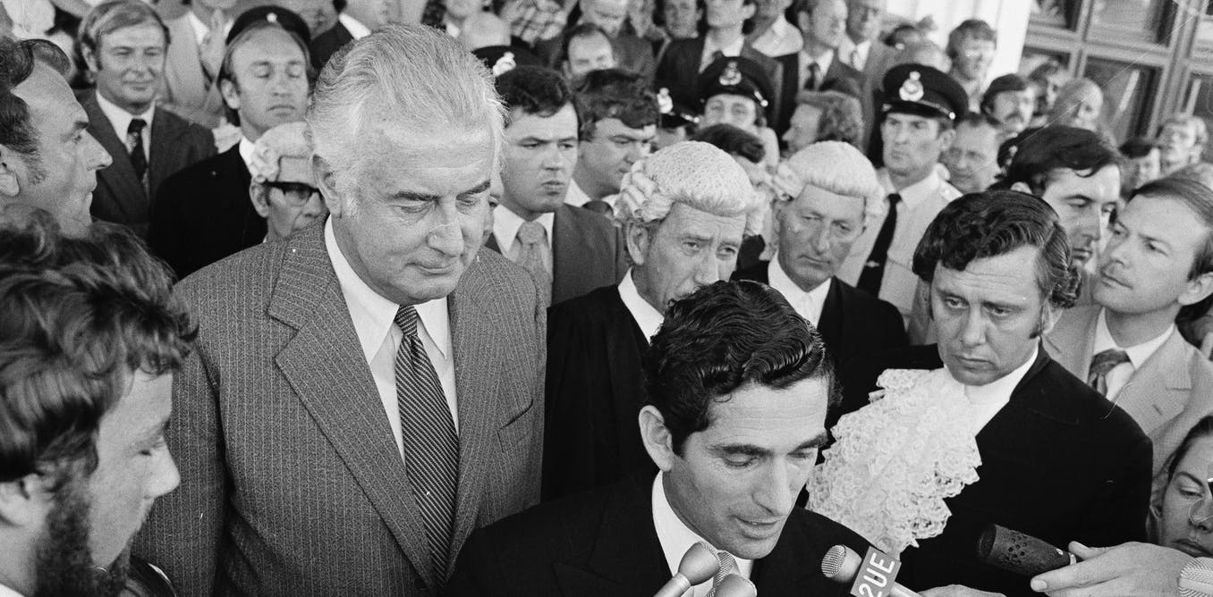 Book extract - The Palace Letters: the Queen, the governor-general, and the plot to dismiss Gough Whitlam