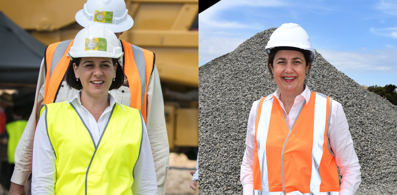 Queensland is making election history with two women leaders, so why is the campaign focused on men?