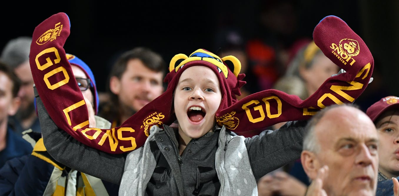 The Gabba Grand Final: how Queensland fell in love with Australian Rules football again