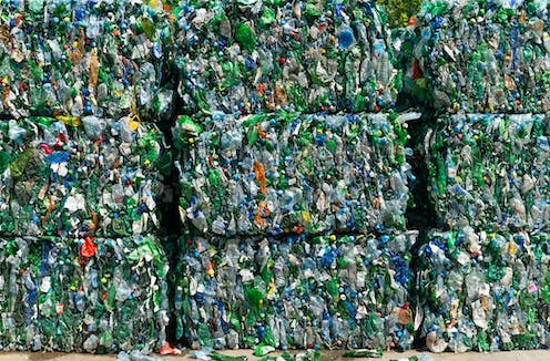Most plastic recycling produces low-value materials – but we've found a way  to turn a common plastic into high-value molecules