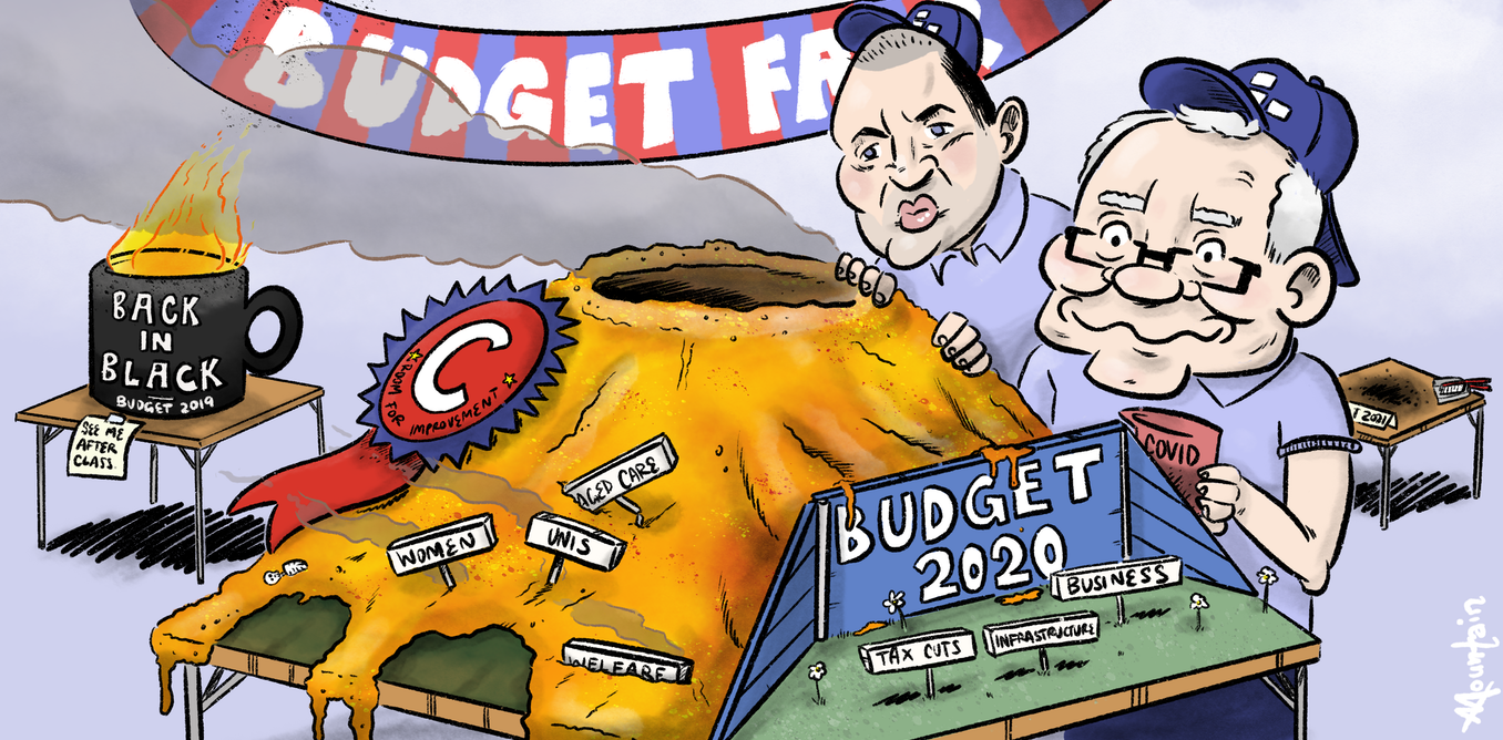 Could do better: Top Australian economists award the budget a cautious pass