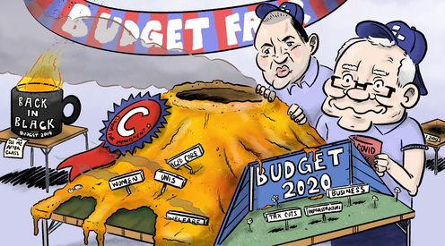 'Could do better': Top Australian economists award the budget a cautious pass