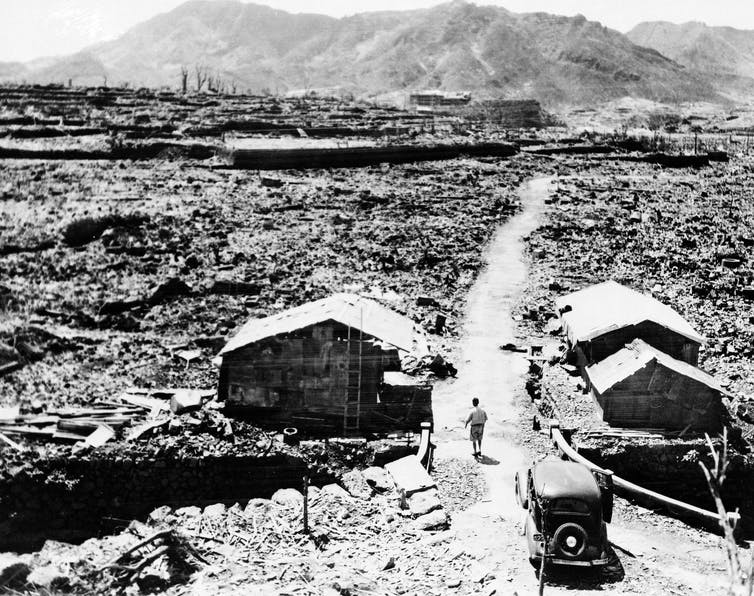 'I still cannot get over it': 75 years after Japan atomic bombs, a nuclear weapons ban treaty is finally realised
