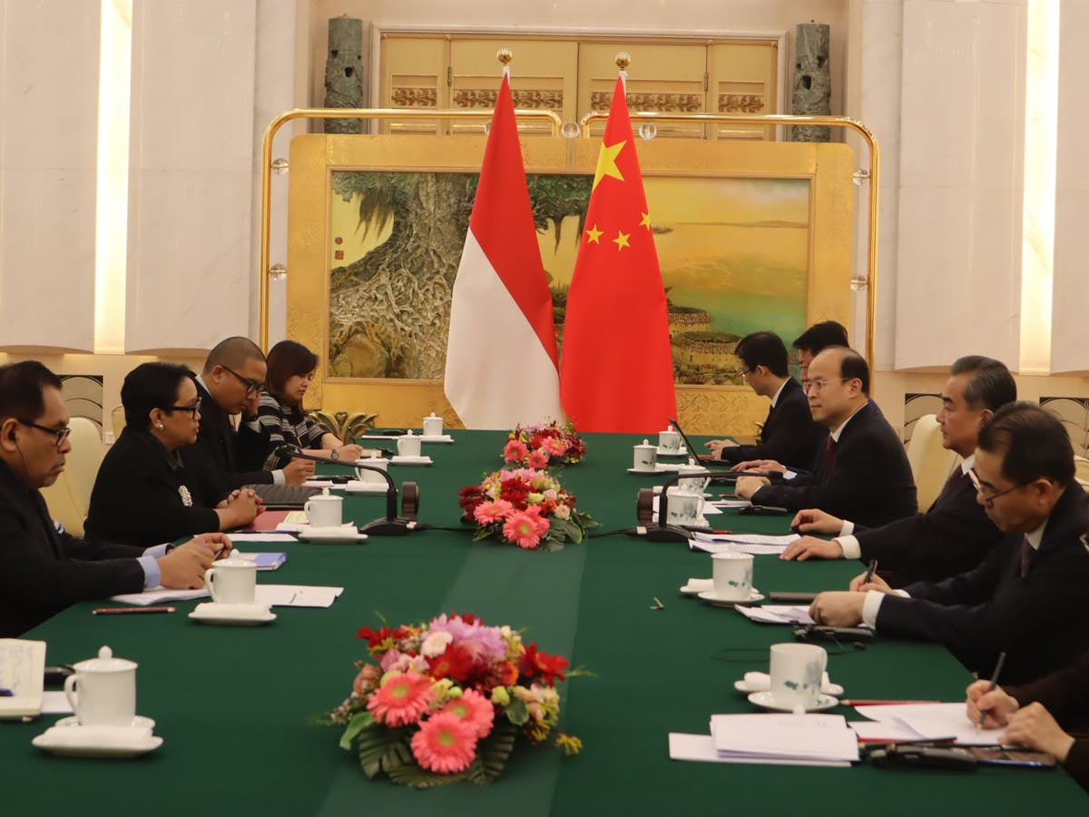 Growing Ties Between Indonesia And China May Hurt Us Indonesia Relationship