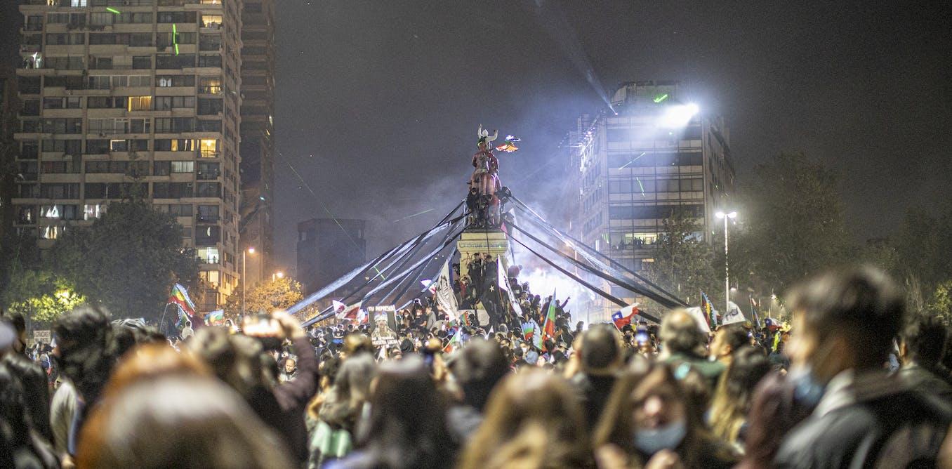 Chile abolishes its dictatorship-era constitution in groundbreaking vote for a more inclusive democracy