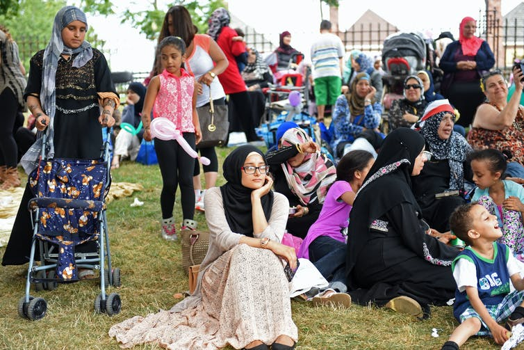 Who will Muslim Americans vote for in the US elections?