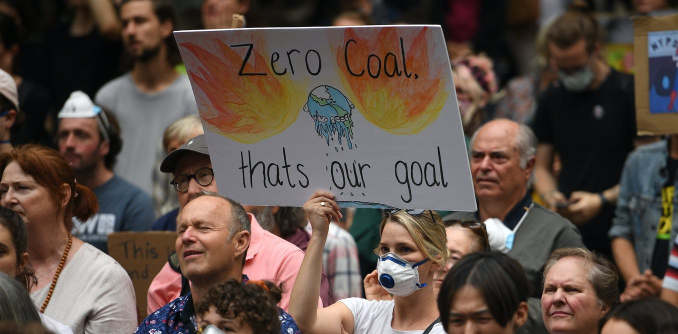 New polling shows 79% of Aussies care about climate change. So why doesnt the government listen?