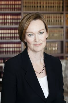 New High Court appointee, Jacqueline Gleeson.