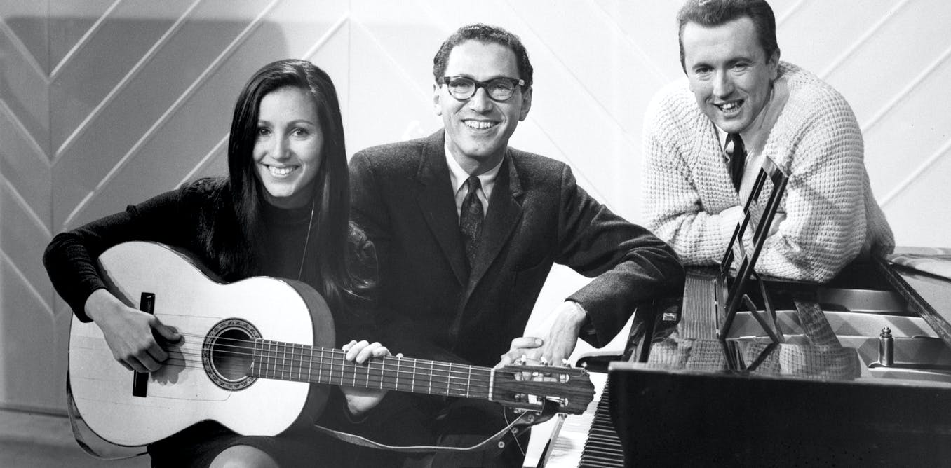 Tom Lehrer and US satire from Charlie Chaplin to Randy Rainbow – why it remains relevant now