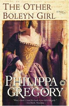 Book cover of The Other Boleyn Girl.