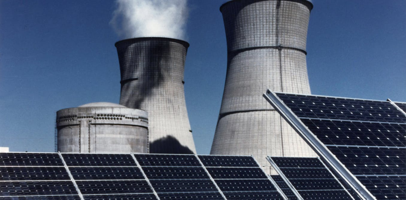 'Decarbonisation' may be the wrong goal for energy – here's why