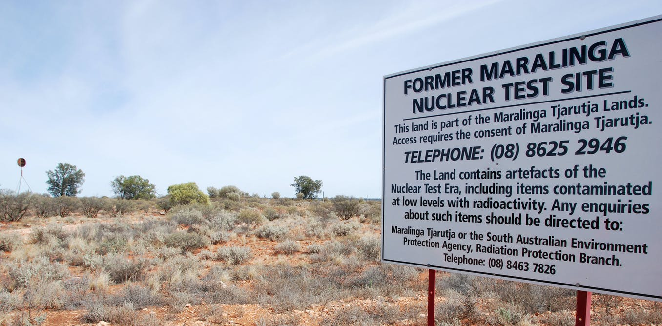 315 nuclear bombs and ongoing suffering: the shameful history of nuclear testing in Australia and the Pacific