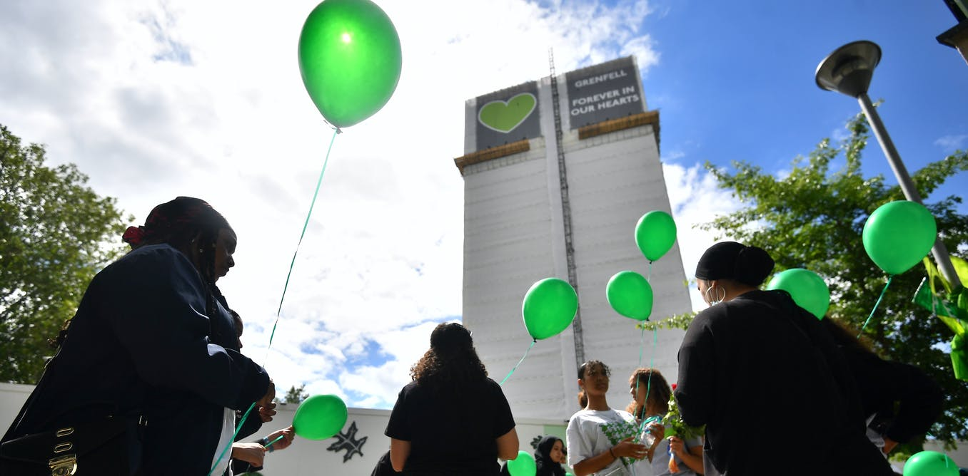 Grenfell: it took specialist journals and social media to uncover the real story