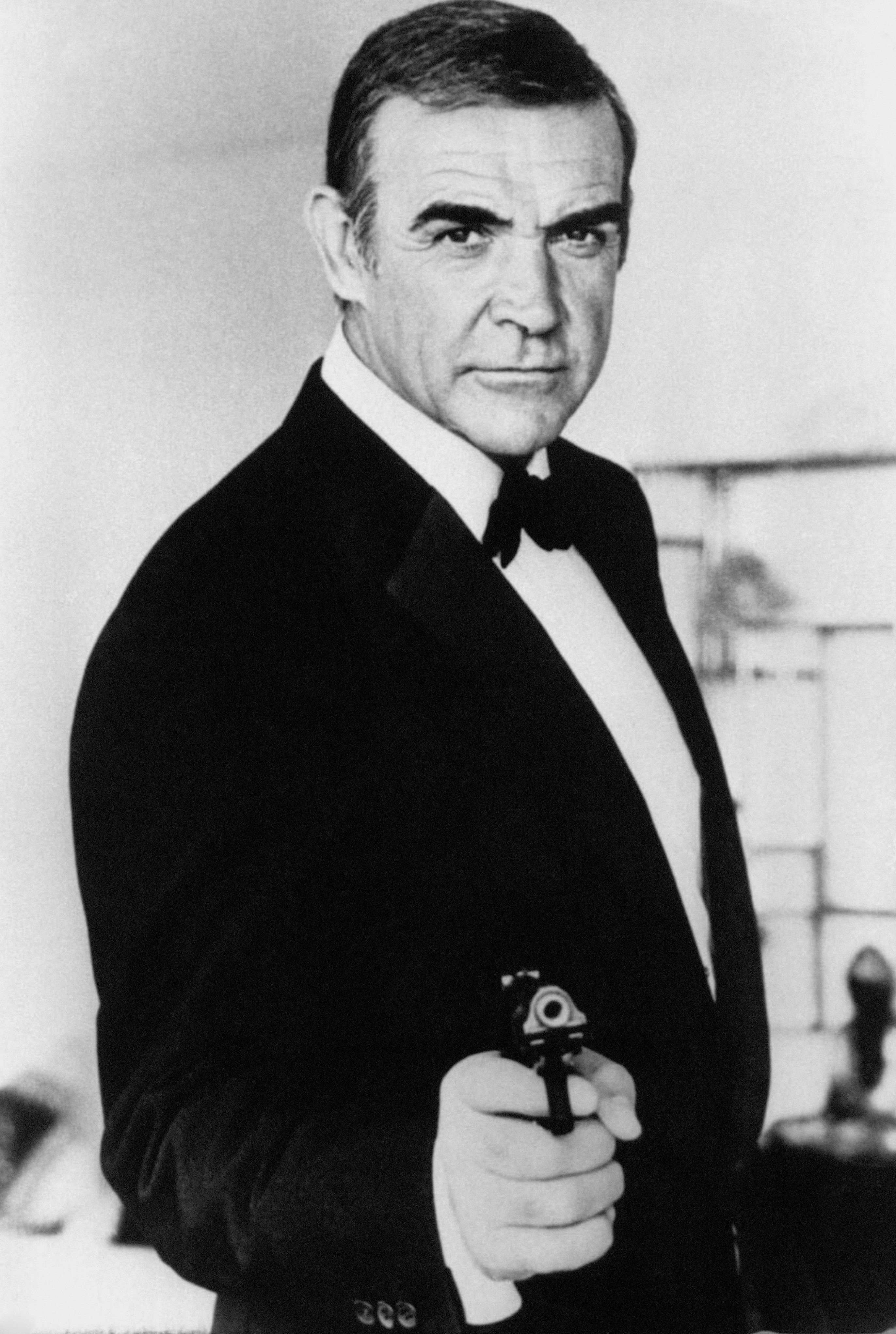 Sean Connery: 'Bond, James Bond', but So Much More