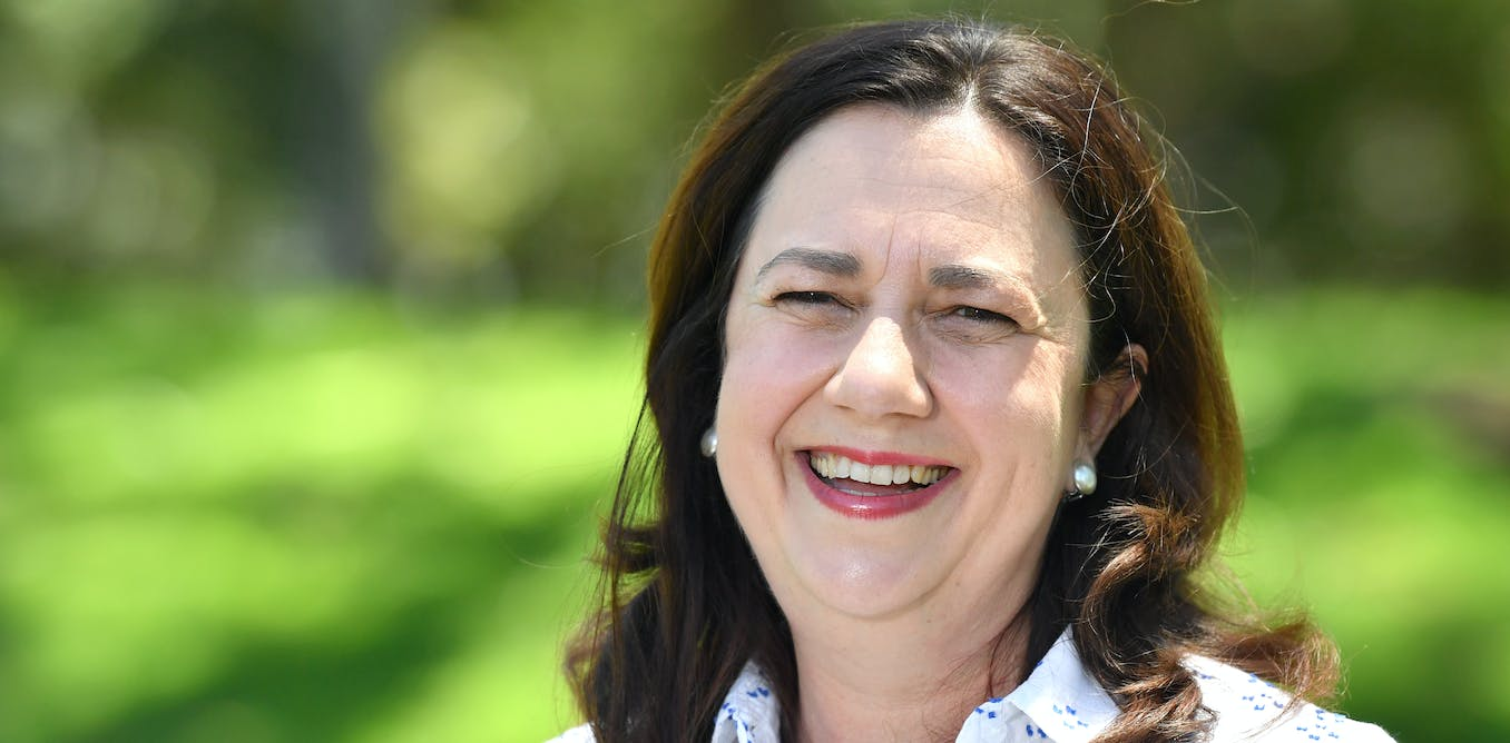 'Three-peat Palaszczuk': why Queenslanders swung behind Labor in historic election – The Conversation AU