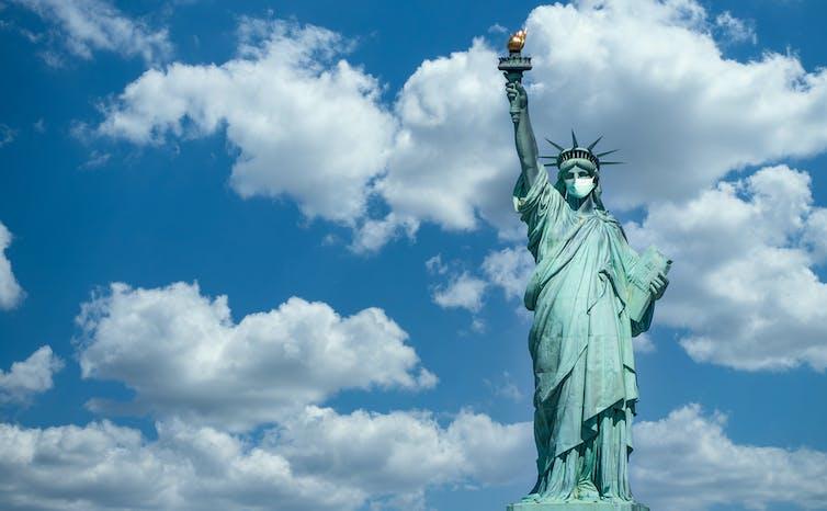 La covid-19 tendrá un gran peso en el resultado electoral en Estados Unidos