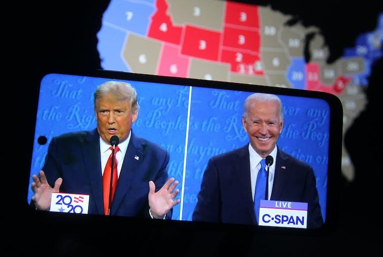 Estados Unidos: Las dos caras de un país en la encrucijada
