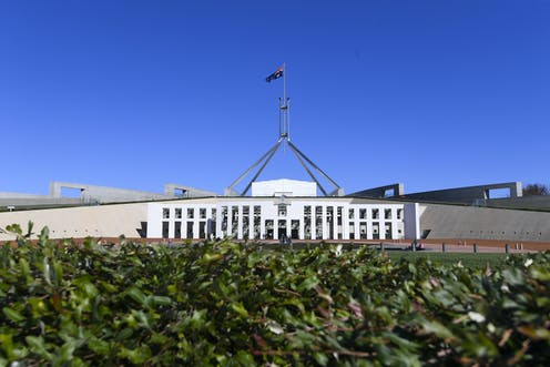 Federal Parliament, Canberra