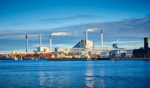 Amager Bakke power plant