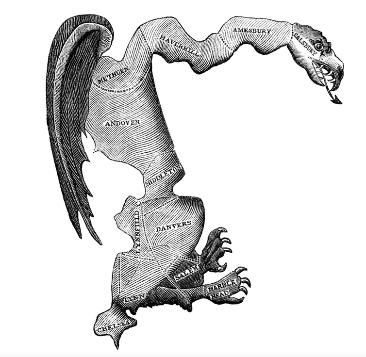 Sure, the US election is gerrymandered, but so are others, and its hard to stop