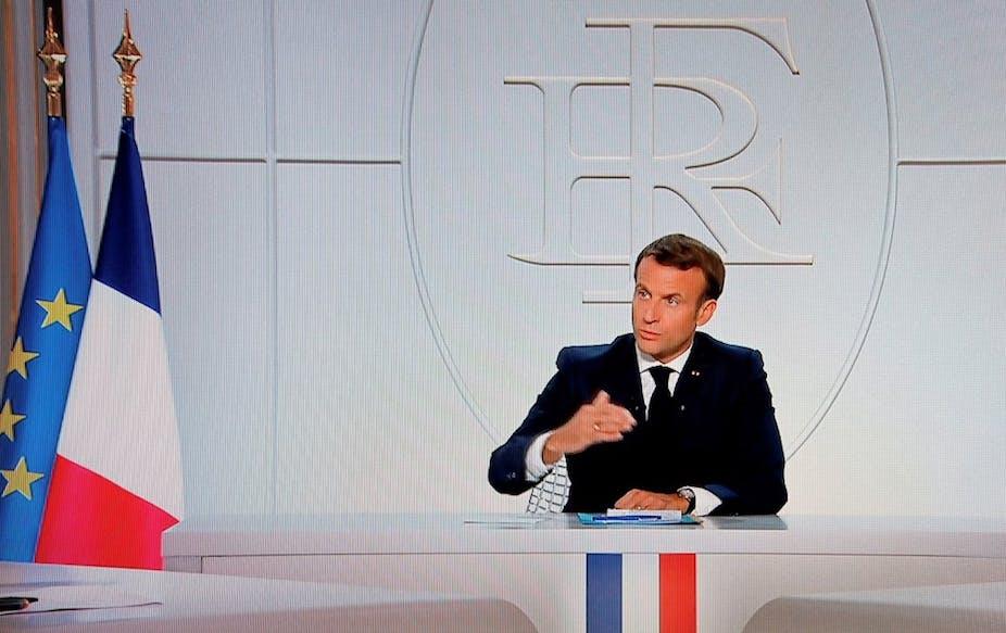 Ce Que Les Adresses D Emmanuel Macron Revelent De Sa Gestion De Crise