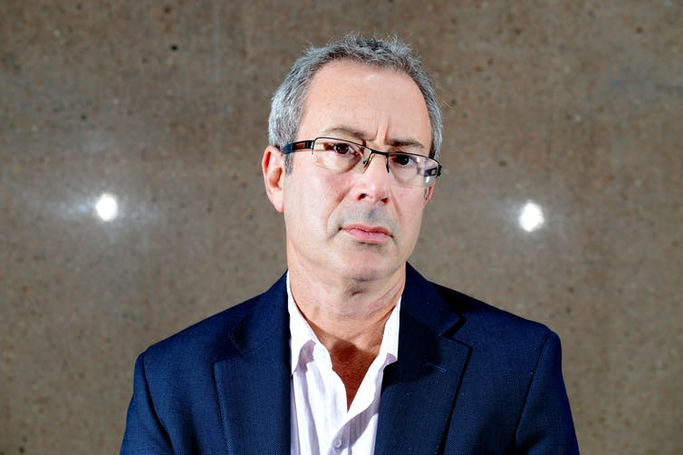Writer and comedian Ben Elton.