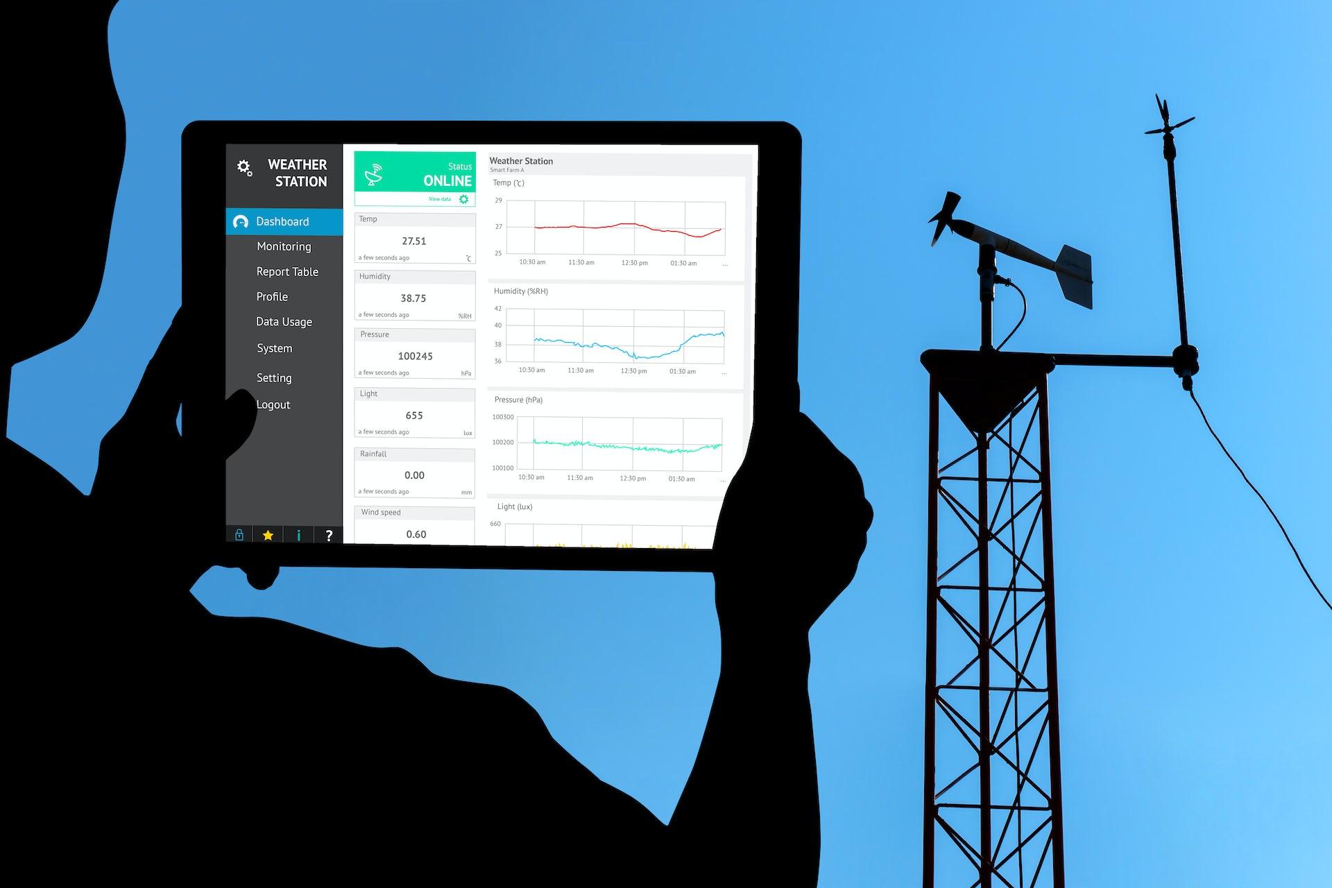 ¿Puede la 5G interferir con los sistemas de predicción del tiempo meteorológico?