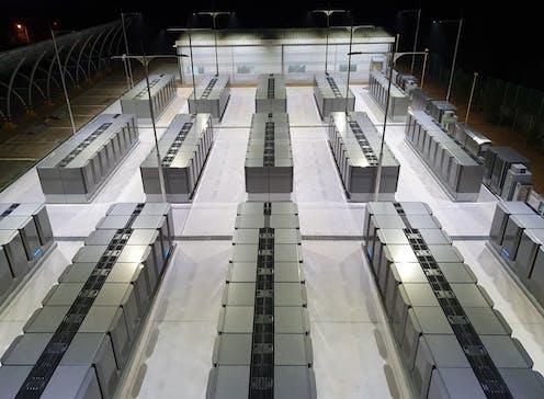 Fuel cell installation South Korea