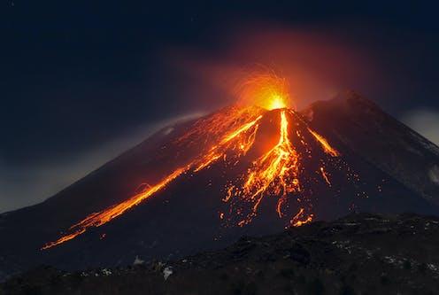 Bagaimana Kita Bisa Tahu Gunung Berapi Akan Meletus