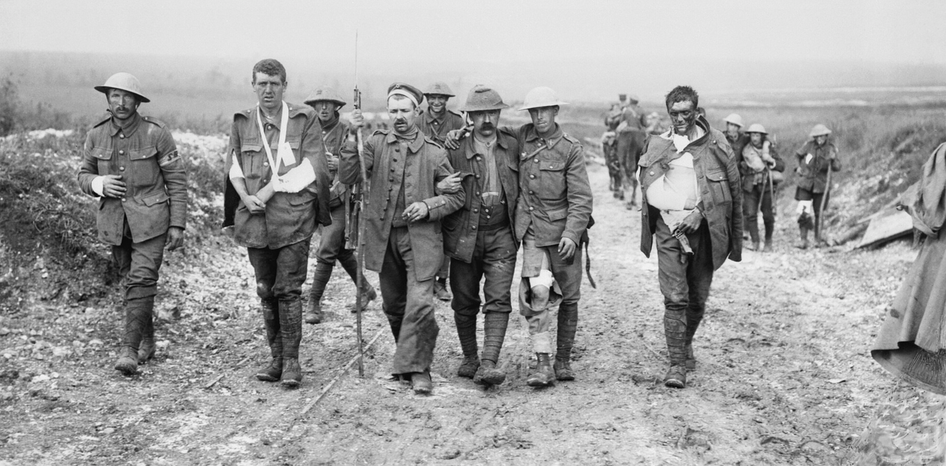 How WWI soldiers' bodies were controlled, transformed and abused to secure victory
