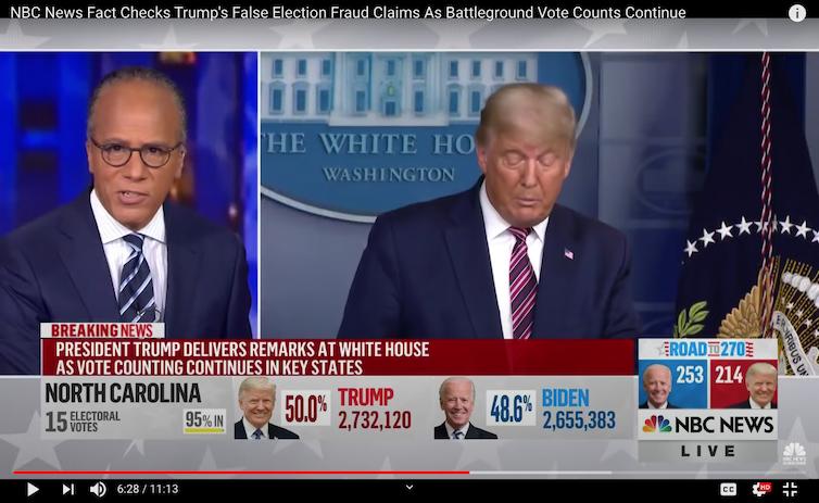 Trump es silenciado por la prensa (para bien de la humanidad)