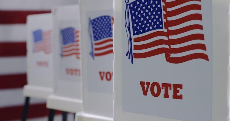 El reparto de poder entre los estados en el colegio electoral de EE UU