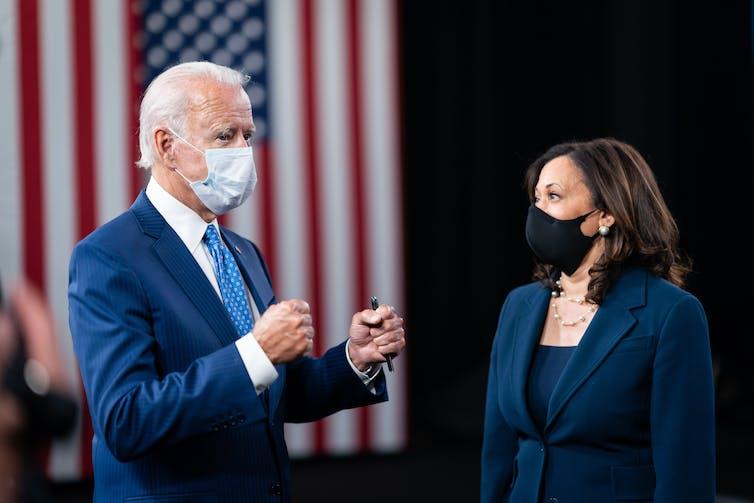 Biden y Harris, restauradores de la sociedad estadounidense