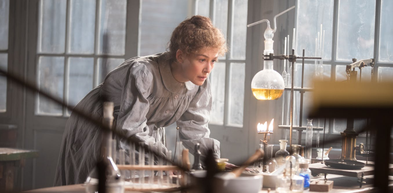 Radioactive: new Marie Curie biopic inspires, but resonates uneasily for women in science
