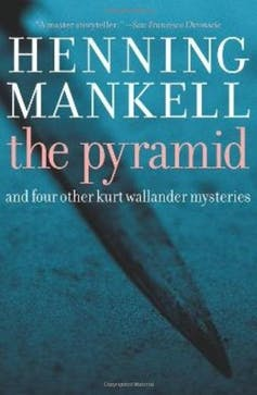 Book cover: Henning Mankell's The Pyramid