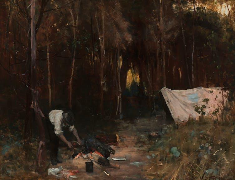 Streeton: an optimistic celebration of the golden boy of Australian art