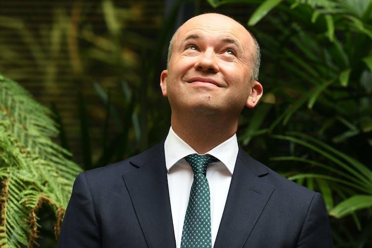 NSW Environment Minister Matt Kean