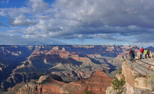 Grand Canyon, Arizona, from South Rim