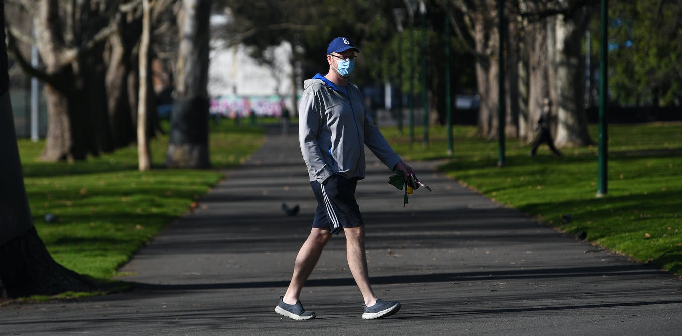 As Victorias COVID-free streak continues, its probably time to consider changing the rules around masks