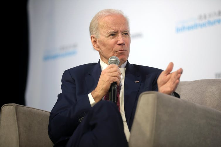 Image of Joe Biden.