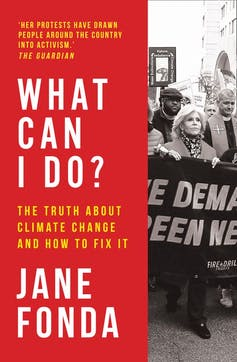 Book cover: What can I do? by Jane Fonda